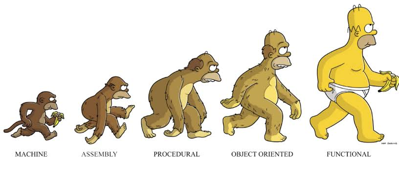 Object oriented programming vs functional programming